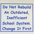 Do not rebuild