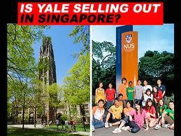 Yales singapore 2
