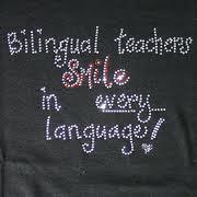 Bilingual teachers