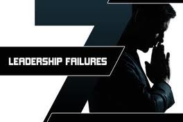 Leadership failures