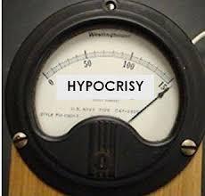 Hipocricy