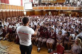 Capetown high school