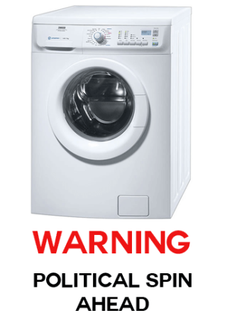 Political spin 2