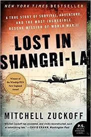 Lost in Shangria-La