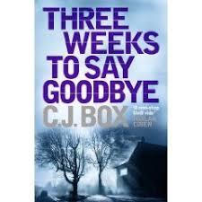 Three week to say goodbye