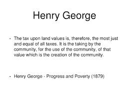 Henry george 2